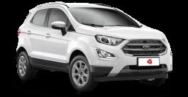 Ford EcoSport - изображение №1