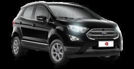 Ford EcoSport - изображение №2